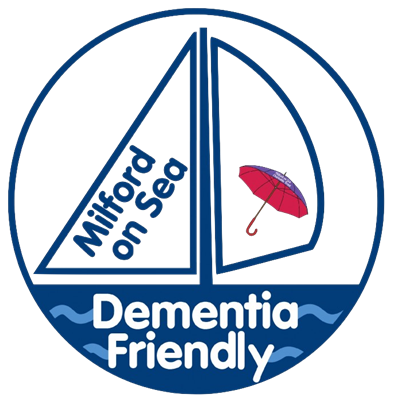 Milford on Sea Dementia Action Group Logo